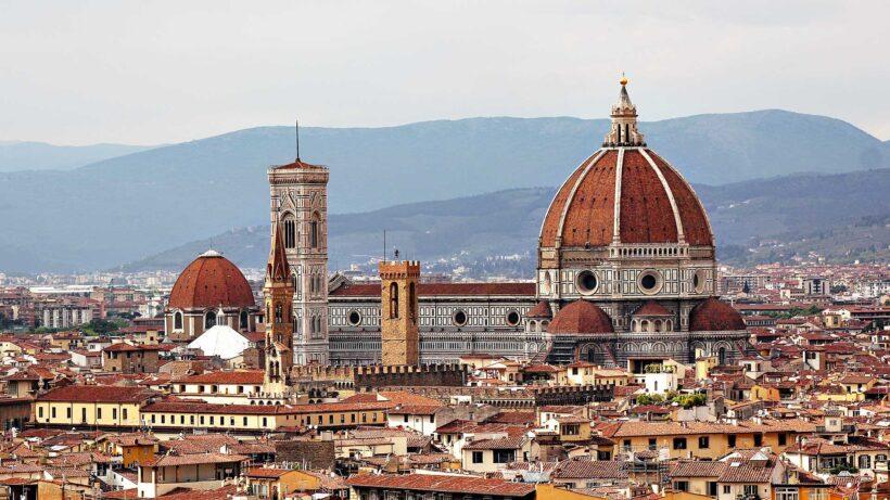 5 Bekendste bezienswaardigheden in Florence