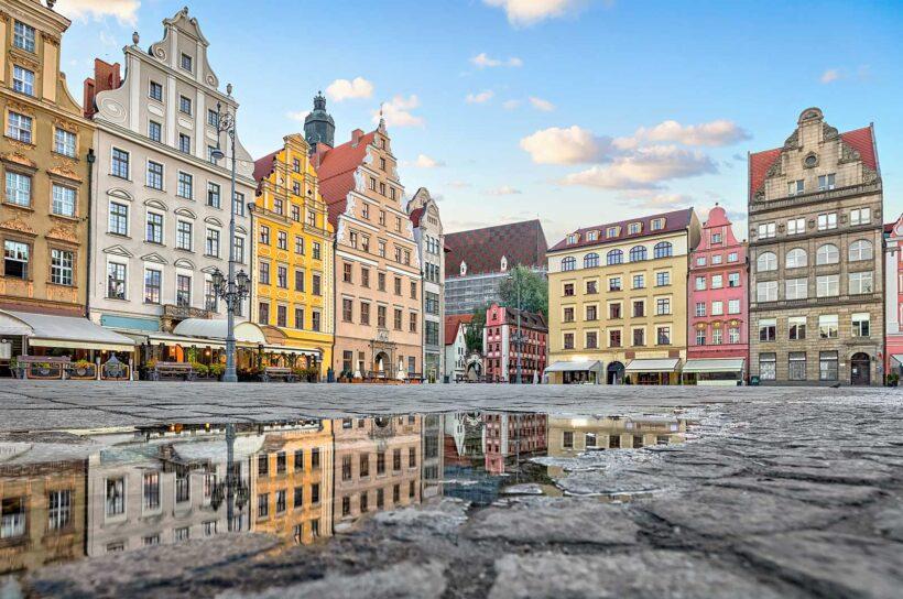 Culturele stedentrip Wroclaw