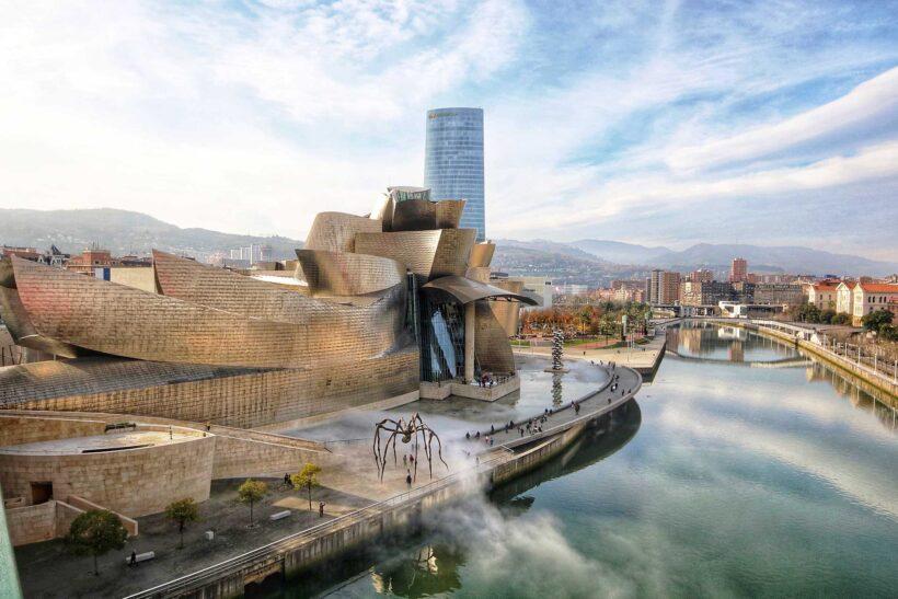 Bijzondere steden in Noord-Spanje: Bezoek Bilbao