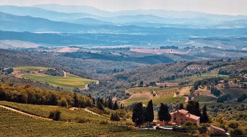 Wijnproeven in Chianti: proost in september op de Chianti oogst