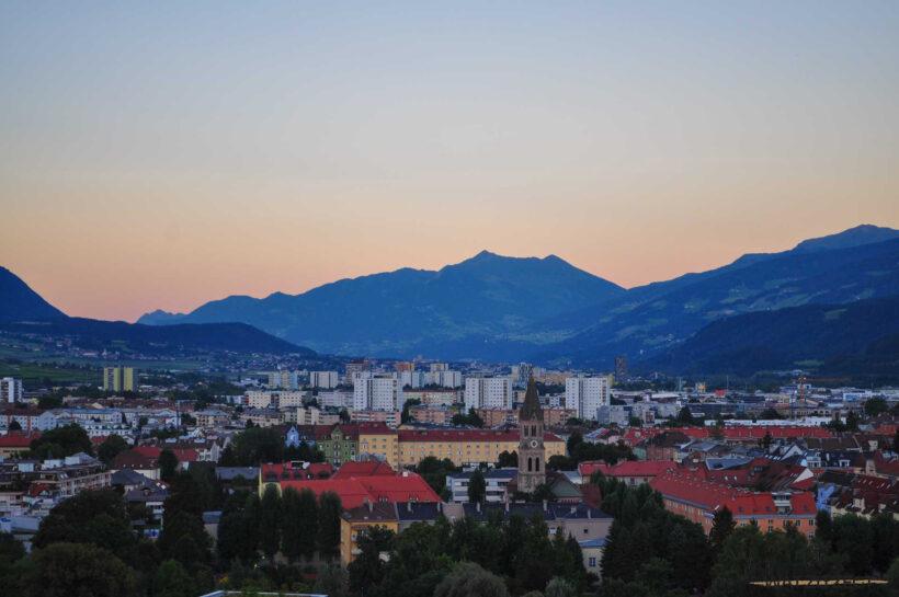 Stedentrip Innsbruck: stad tussen de bergen