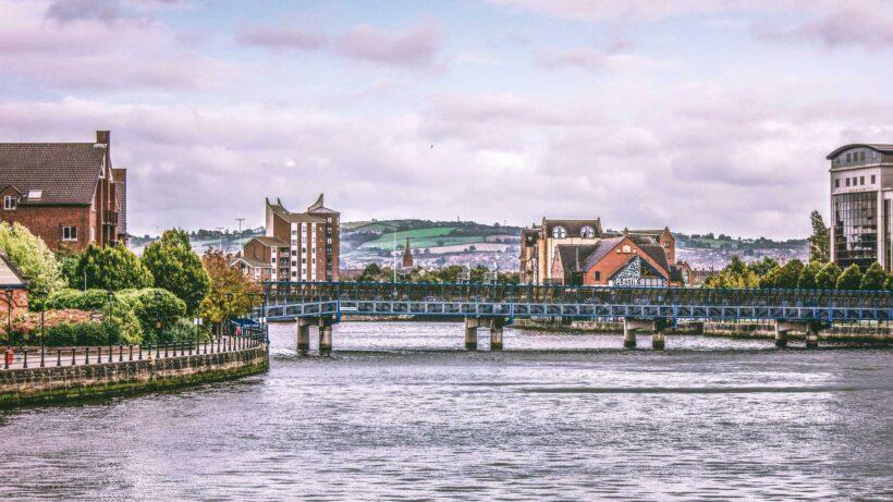 Belfast // Citytrip inspiratie voor een stedentrip Ierland