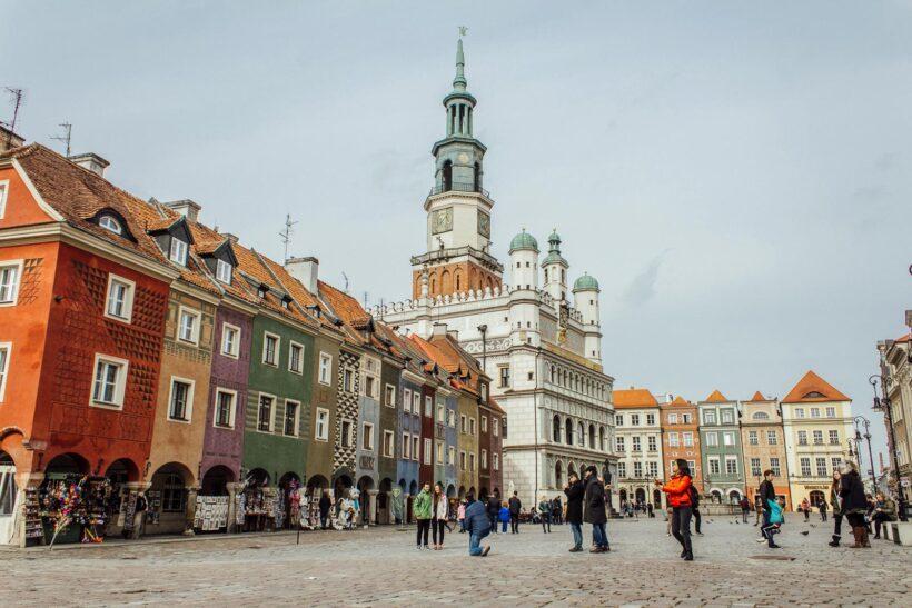 Dit zijn de leukste dingen om te doen in Poznań