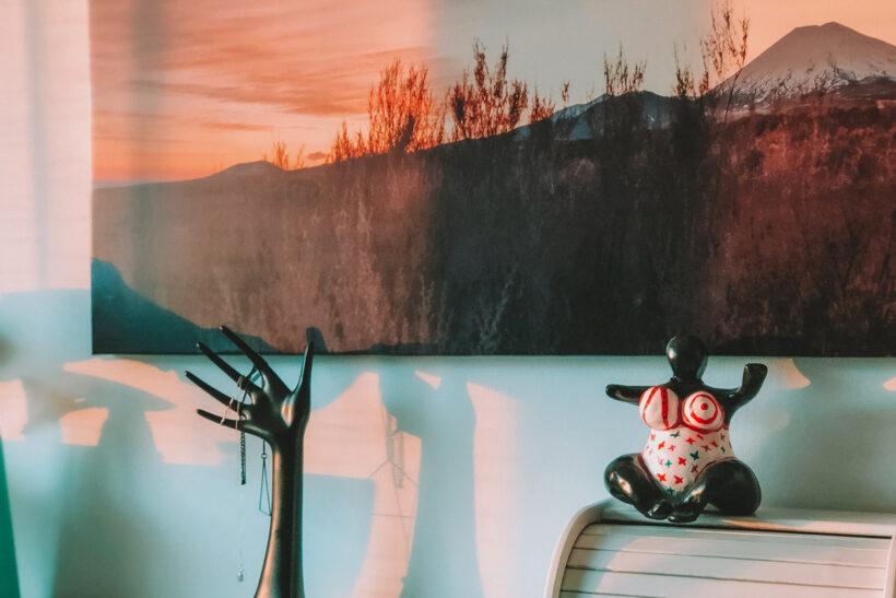 Haal het vakantiegevoel in huis met je favoriete foto op canvas aan de muur