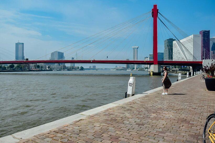 Zo heb je een heerlijk weekend in Rotterdam deze zomer
