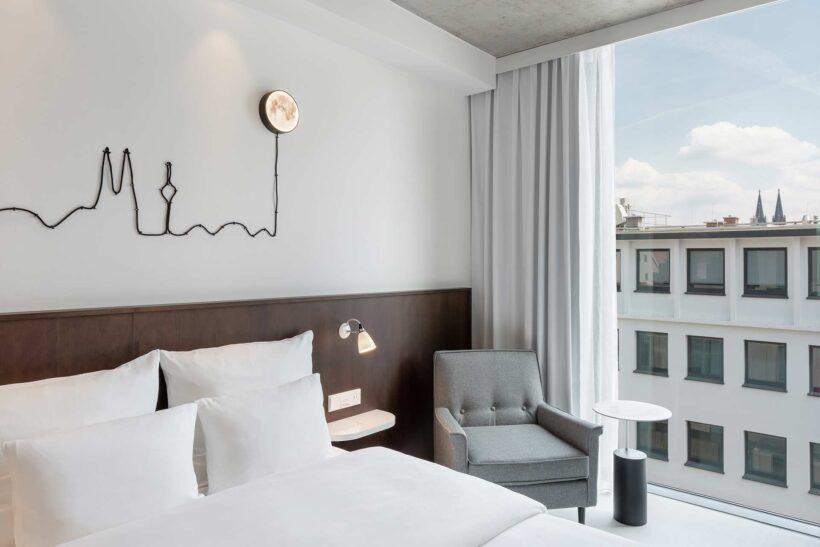 Hotel tip in Keulen: Hotel Ruby Ella in Keulen (Foto ©Ruby Hotels)