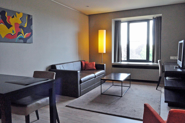 Overnachten in Aparthotel Castelnou Gent