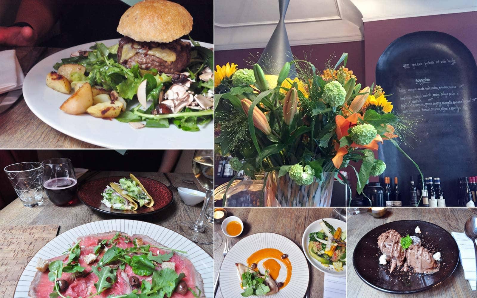 Seizoensgebonden dineren bij Lepelblad in Gent