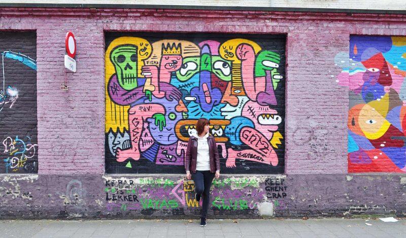 Doen in Gent: Concrete Canvas Tour