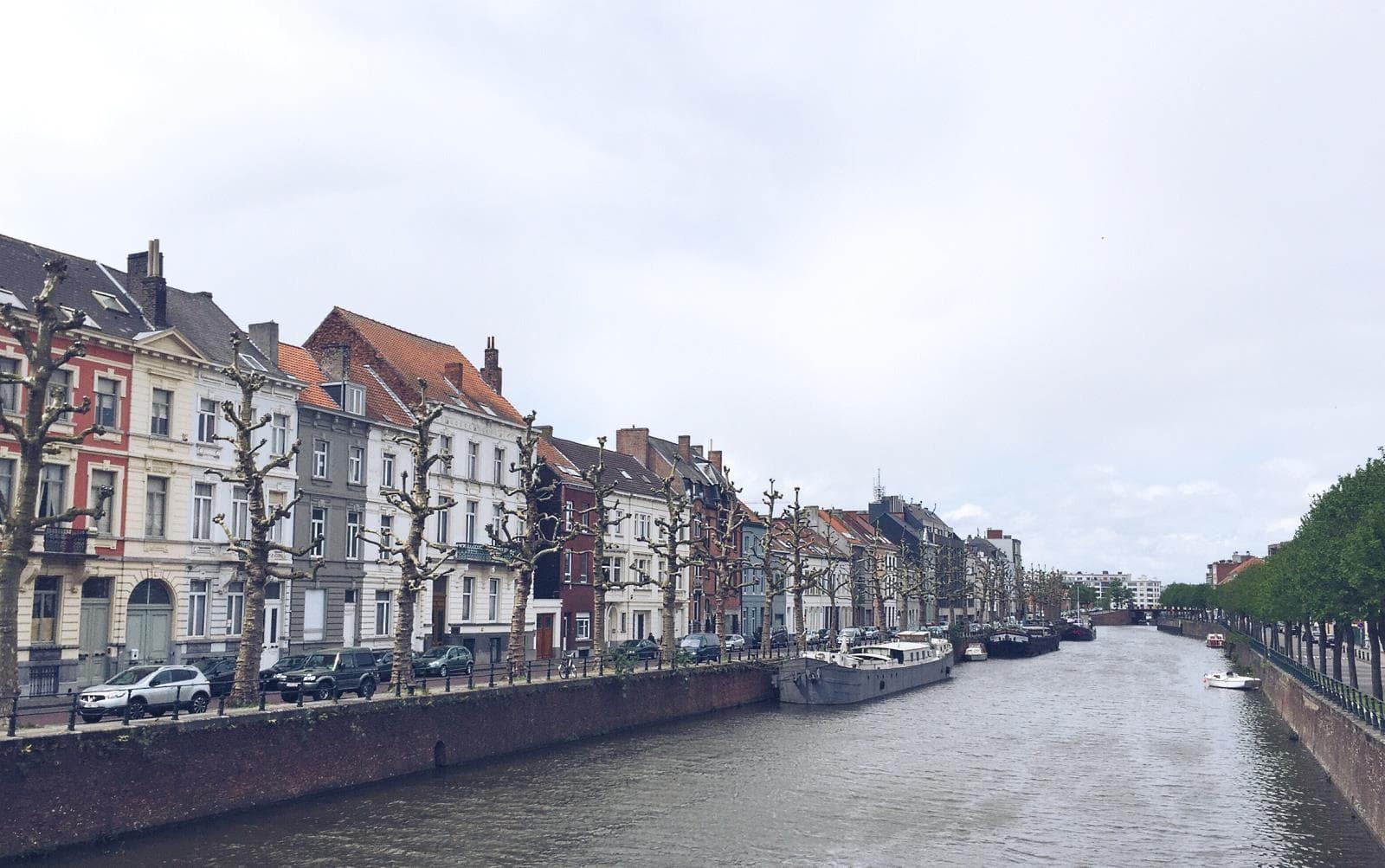 36 uur in Gent