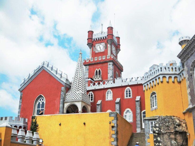 6 originele bestemmingen in Portugal: Zomerverblijf in Sintra in Portugal